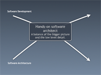 Pitfalls for new software architects