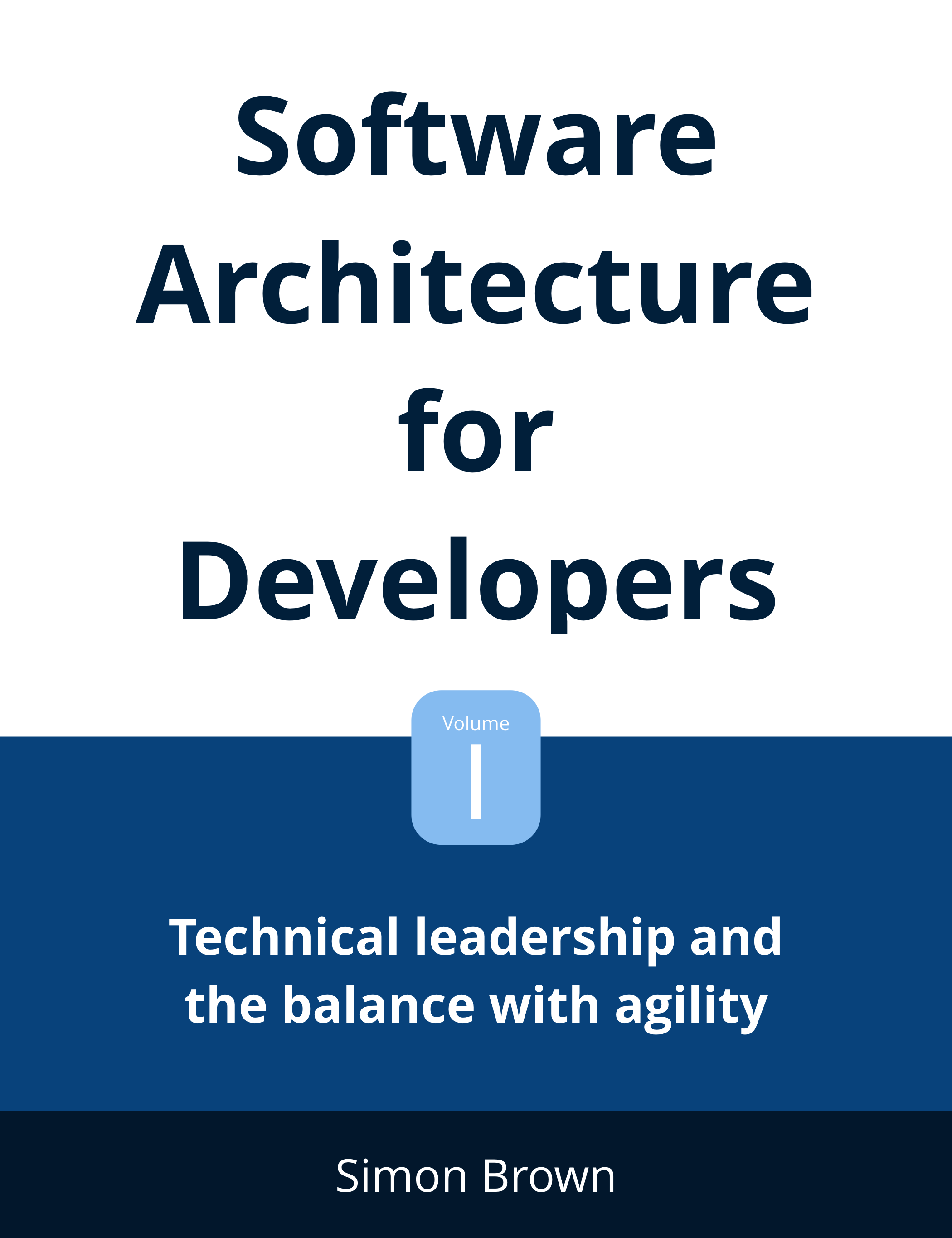 Coding the architecture software architecture for developers volume 1 fandeluxe Image collections